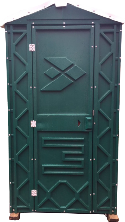 Мобильная туалетная кабинка Ecogr